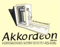 akkordeon funktionsmodell